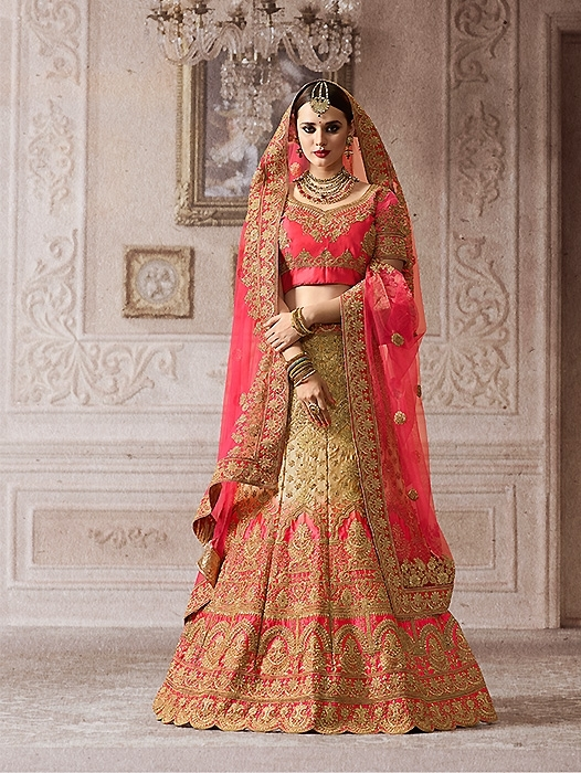 Attire For A Traditional Indian Wedding